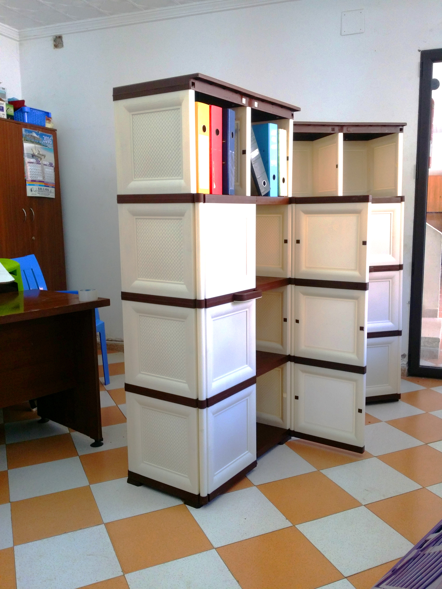 Armoire Royal Split 4 Etages Stil Plast Algerie